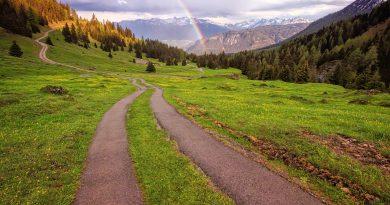 Alpenpanorama Weg